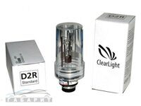 Автолампа КСЕНОН  D2R 4300 K CLEARLIGHT