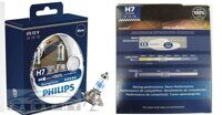 Автолампа H7 PHILIPS 12-55 Racing Vision +150% 2шт.