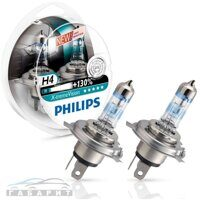 Автолампа H4 PHILIPS 12-55 +130% X-TREME VISION 2шт