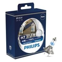 Автолампа H7 PHILIPS 12-55 +150% X-TREME VISION 2шт